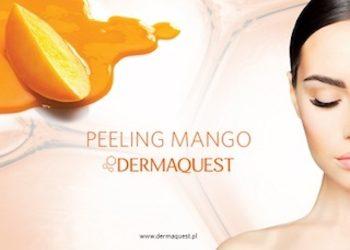 loveSKIN clinic - peeling mango - dermaquest