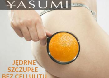 YASUMI Łódź Centrum - pakiet wyszczuplająco - antycellulitowy (uda lub brzuch i pośladki)