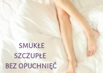 YASUMI Łódź Centrum - pakiet drenujący nogi likwidujący obrzęki - działający także antycellulitowo