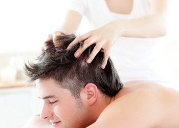 AnnEstetic - masaż głowy