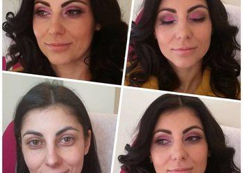 Adidasy i Obcasy - Beauty Center - makijaż okolicznościowy