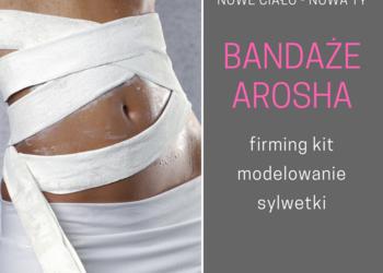 Studio Kosmetyczne URODOMANIA - arosha - firming kit modelowanie sylwetki