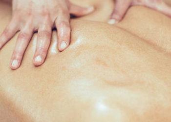 KLUB PIĘKNA Gabinet Kosmetyczny  - masaż klasyczny całego kręgosłupa