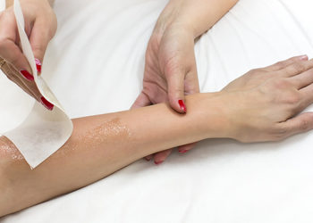 Belleza Salon Kosmetyczny - depilacja - ręce (całośc)
