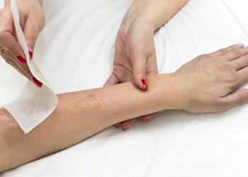Belleza Salon Kosmetyczny - depilacja - ręce (przedramiona)