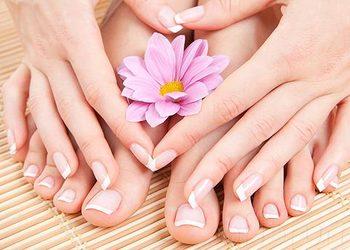 Belleza Salon Kosmetyczny - pedicure hybrydowy french