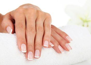 Belleza Salon Kosmetyczny - manicure hybrydowy french