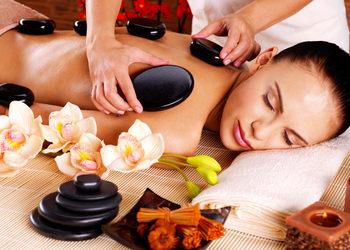 Belleza Salon Kosmetyczny - masaż gorącymi kamieniami