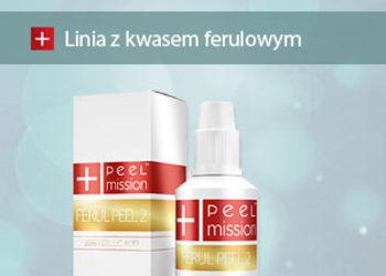 Podocare Gabinet Podologiczno - Kosmetologiczny mgr Paulina Przybyłek - peel mission - linia ferul peel