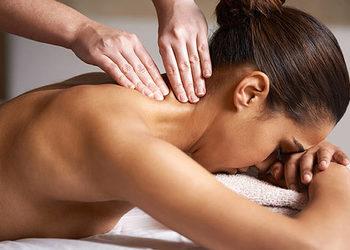 MOONLIGHT SPA - pełnia szczęścia - masaż częściowy pleców, ramion i karku