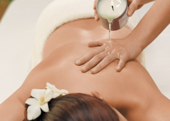 MOONLIGHT SPA - aromatyczne ukojenie - masaż świecą