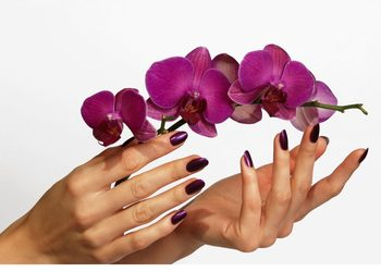 AnnEstetic -  żel manicure przedłużanie na szablonie