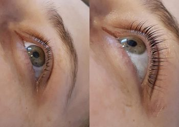 Evolution Piękno i Styl - studio kosmetologii estetycznej / fryzjerstwo - lifting rzęs (podkręcenie, pielęgnacja, koloryzacja)