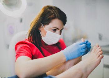 AnnEstetic - podologia obcięcie i oszlifowanie paznokci