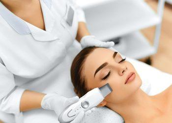 loveSKIN clinic - peeling kawitacyjny twarzy