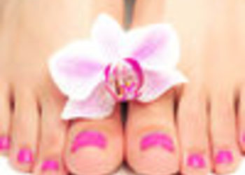 Salon Beautiful You - pedicure + lakier