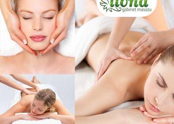 Gabinet masażu ILONA - masaż ciała 1.5h, z masażem twarzy