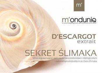 """Salon Kosmetyczny """"EVITA"""" - """"sekret ślimaka"""" - regeneracja, odbudowa, odżywianie"""
