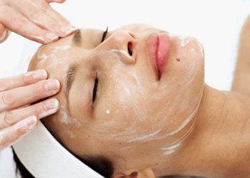 KLUB PIĘKNA Gabinet Kosmetyczny  - new skin - peeling szafirowy