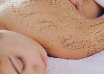MOONLIGHT SPA - perfekcyjny relaks - peeling solny z masażem