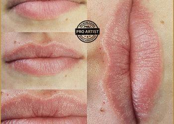 Monika Sekulska Permanent Makeup - usta powiększanie 1ml
