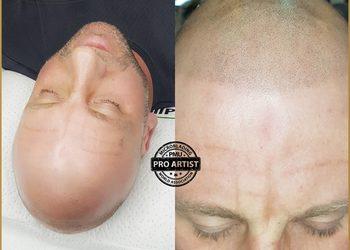 Monika Sekulska Permanent Makeup - mikropigmentacja głowy