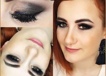 Monika Sekulska Permanent Makeup - makijaż wieczorowy