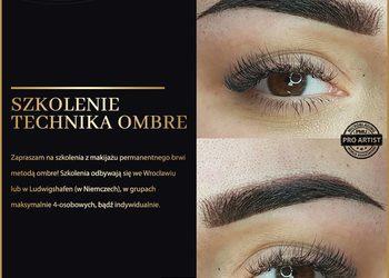 Monika Sekulska Permanent Makeup - szkolenie brwi ombre