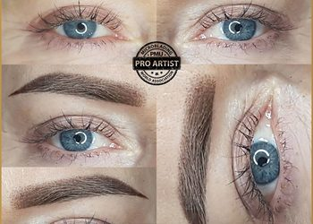 Monika Sekulska Permanent Makeup - brwi odnowienie makijażu