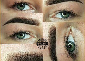 Monika Sekulska Permanent Makeup - brwi uzupełnienie