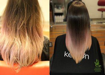Centrum Zdrowych Włosów - zabieg impregnacji włosów - disciplina intensa