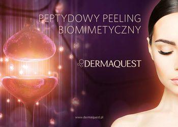 loveSKIN clinic - peptydowy peeling biomimetyczny - dermaquest