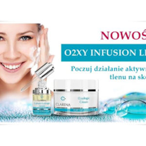 O2xy infusion line