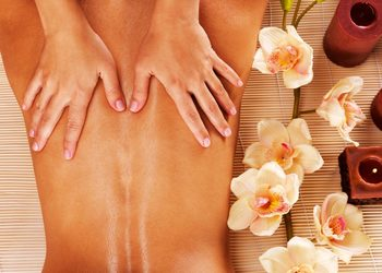 Gabinet masażu ILONA - karnet - masaż pleców 5x