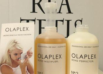 STUDIO  REA TETIS  - 18. olaplex odbudowa włosa (do koloryzacji)