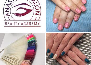 Anastazja Balon Beauty Academy - manicure hybrydowy - dłonie