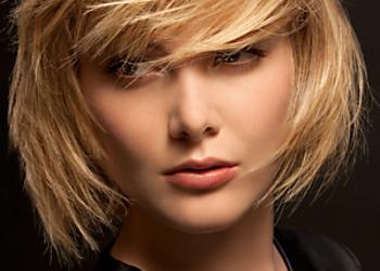 STUDIO  REA TETIS  - 06. strzyżenie + modelowanie włosy średnie