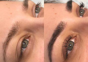 AK makeup&beauty - lifting + laminacja + botox rzęs(henna brwi z regulacją gratis)