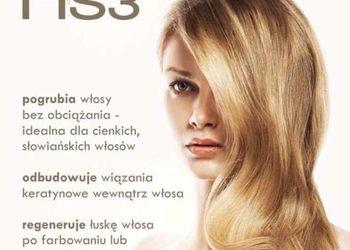 Tomasz Derach Hair&Body - odbudowa kaszmirową keratyną hs3 firmy farmagan