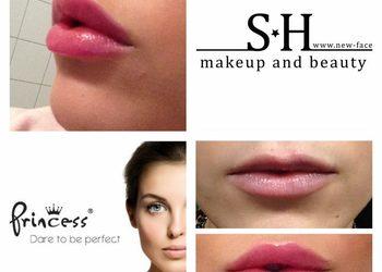 SH-Beauty Centrum Kosmetologii i Makijażu Permanentnego - wypełnianie ust