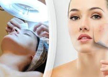 """Salon Kosmetyczny """"EVITA"""" - oczyszczanie twarzy"""