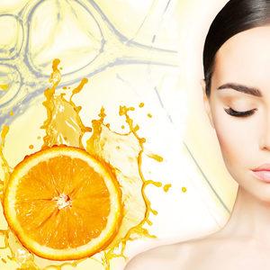 Peeling vitamin c 1