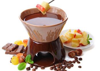 Yasumi Łomianki - czekoladowy deser z jabłkiem
