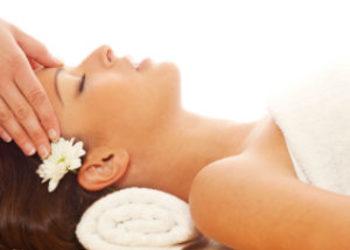 Yasumi Łomianki - odprężający i regenerujący masaż twarzy