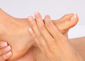 Yasumi Łomianki - masaż stóp