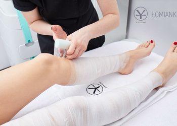 Yasumi Łomianki - hõtai body wrap - modelowanie sylwetki bandażami