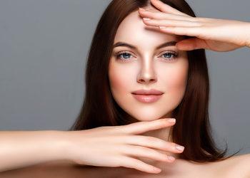 KLUB PIĘKNA Gabinet Kosmetyczny  - henna rzęs i brwi z regulacją + depilacja twarzy