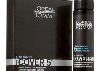 Salony fryzjerskie MICHAŁ MROSZCZAK Beauty&SPA - pokrycie siwizny+ strzyżenie  / cover 5 - men