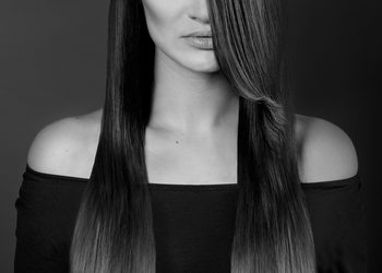 Salony fryzjerskie MICHAŁ MROSZCZAK Beauty&SPA - permanentne prostowanie włosów / permanent hair straightening