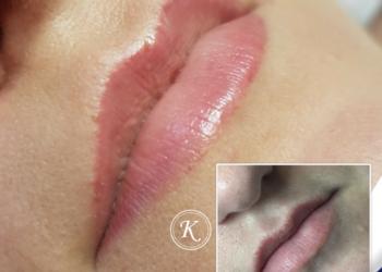 GABINET KOSMETOLOGICZNY KAMILJA -  promocja makijaż permanentny ust